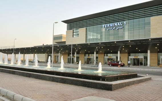 Аэропорт Александрия Борг Эль Араб (Alexandria Borg El Arab Airport).